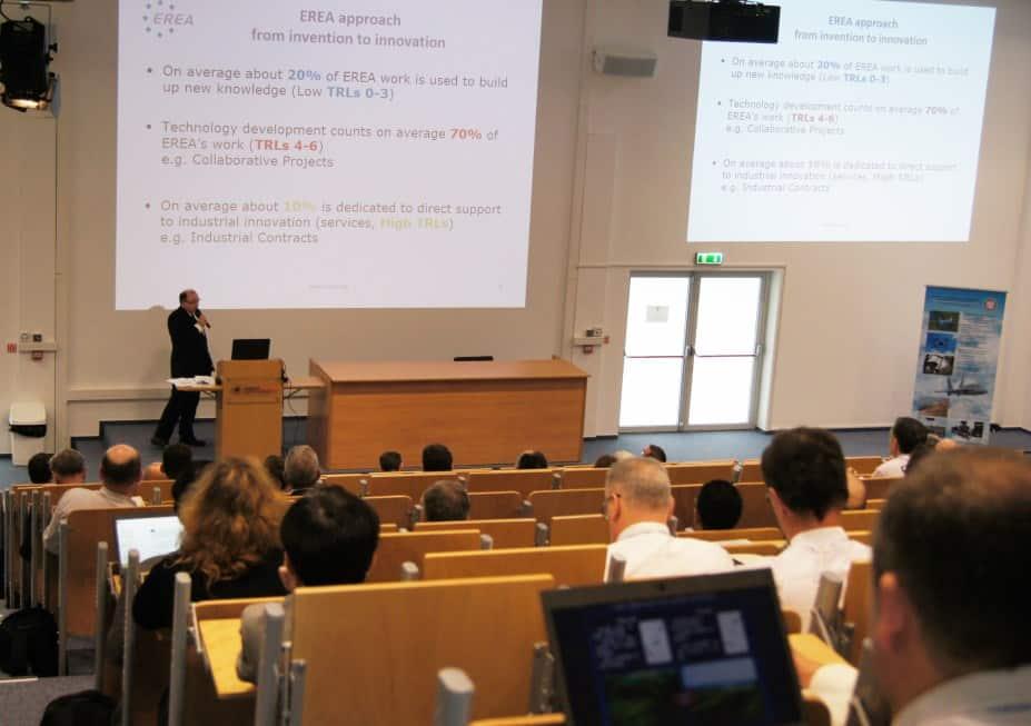 EREA Presentation at European Aeronautics-related Conferences