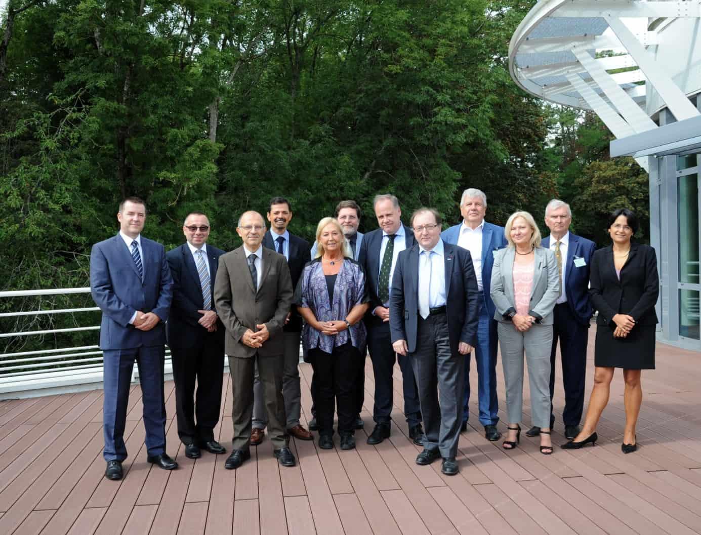 ONERA 70th anniversary and EREA Board Internal Strategy Seminar in Paris