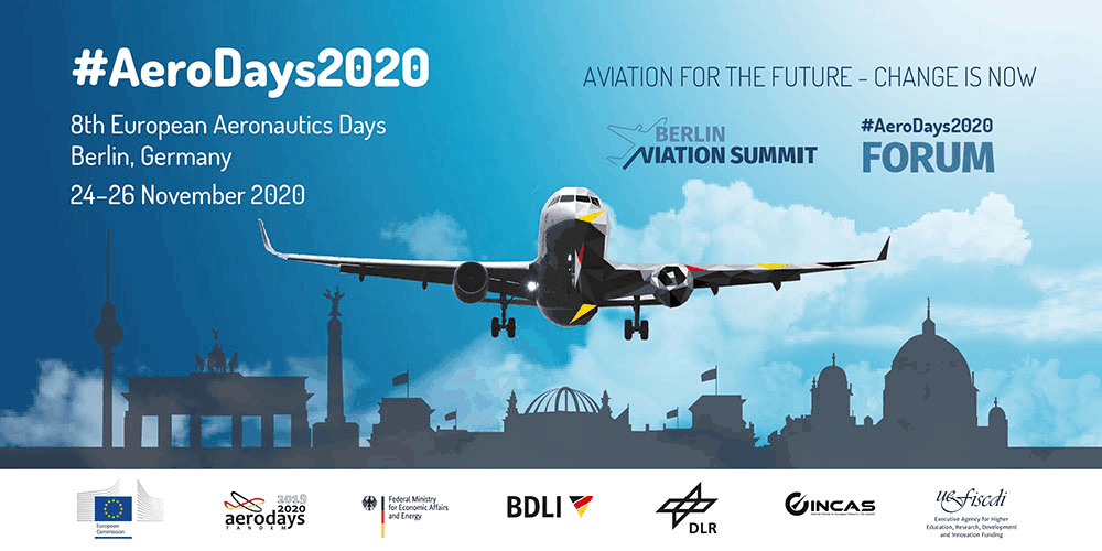 Don't miss the last opportunity to register for the #AeroDays2020 and EREA Side Event!